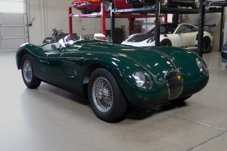 Used 1953 Jaguar C-Type Recreation for sale Sold at San Francisco Sports Cars in San Carlos CA 94070 1