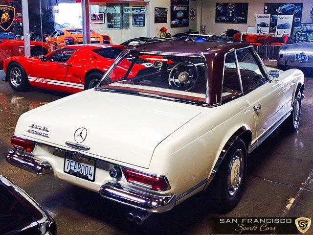 Used 1965 Mercedes-Benz 230SL for sale Sold at San Francisco Sports Cars in San Carlos CA 94070 4