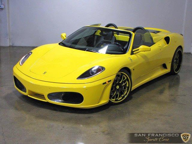 Used 2006 Ferrari F430 Spider for sale Sold at San Francisco Sports Cars in San Carlos CA 94070 2