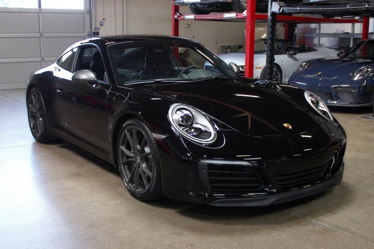 Used 2018 Porsche 911 for sale Sold at San Francisco Sports Cars in San Carlos CA 94070 1