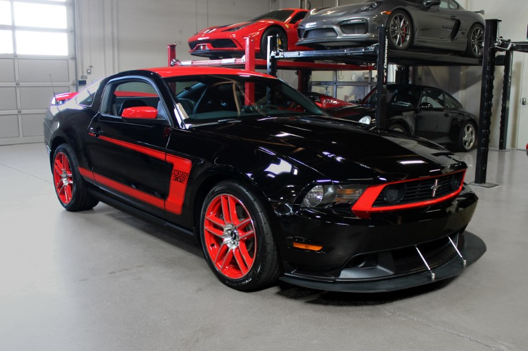 Used 2012 Ford Mustang Boss 302 Laguna Seca Boss 302 Laguna Seca for sale $37,995 at San Francisco Sports Cars in San Carlos CA