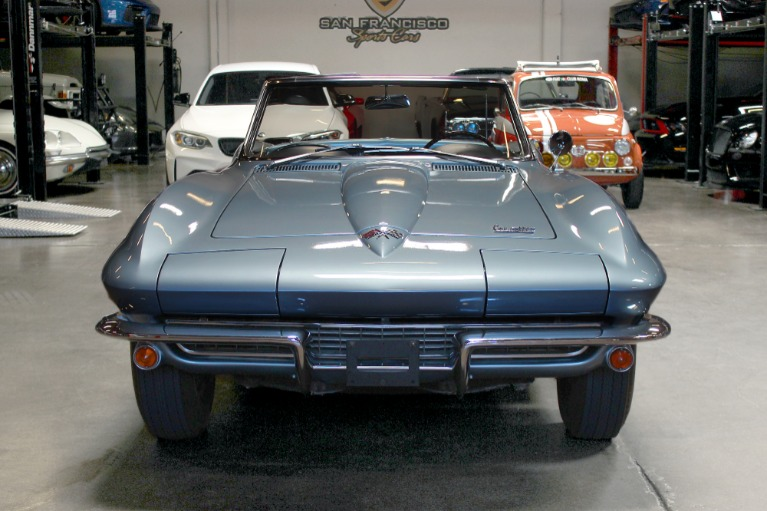 New 1966 Chevrolet Corvette for sale Sold at San Francisco Sports Cars in San Carlos CA 94070 2