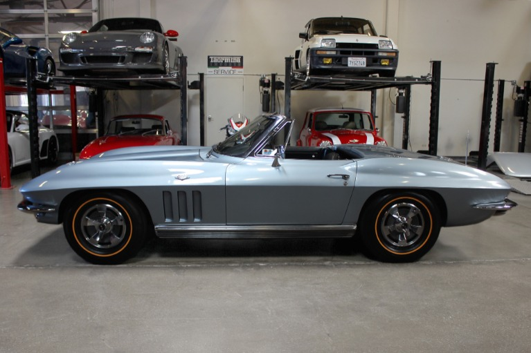 New 1966 Chevrolet Corvette for sale Sold at San Francisco Sports Cars in San Carlos CA 94070 4