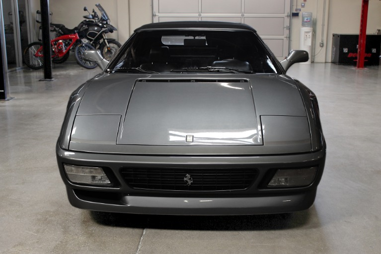 Used 1994 Ferrari 348 Spider for sale $53,995 at San Francisco Sports Cars in San Carlos CA 94070 2