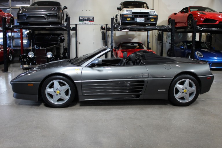 Used 1994 Ferrari 348 Spider for sale Sold at San Francisco Sports Cars in San Carlos CA 94070 4