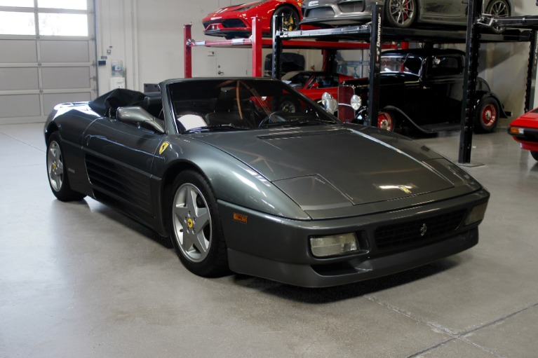 Used 1994 Ferrari 348 Spider for sale $53,995 at San Francisco Sports Cars in San Carlos CA 94070 1