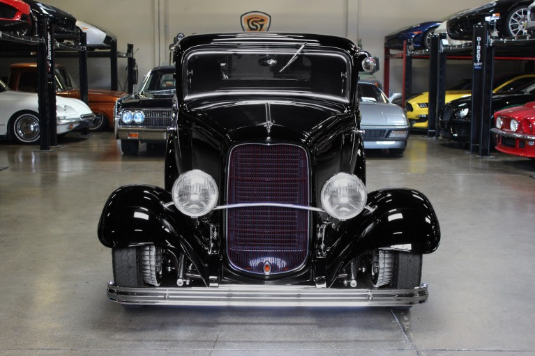 Used 1932 Ford Coupe Hot Rod for sale $119,995 at San Francisco Sports Cars in San Carlos CA 94070 2