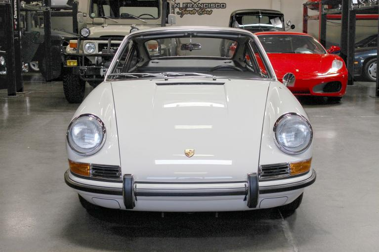 Used 1967 Porsche 911S for sale Sold at San Francisco Sports Cars in San Carlos CA 94070 2