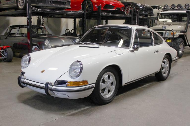 Used 1967 Porsche 911S for sale Sold at San Francisco Sports Cars in San Carlos CA 94070 3