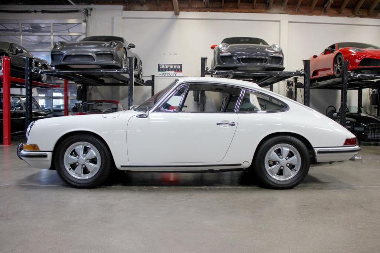 Used 1967 Porsche 911S for sale Sold at San Francisco Sports Cars in San Carlos CA 94070 4