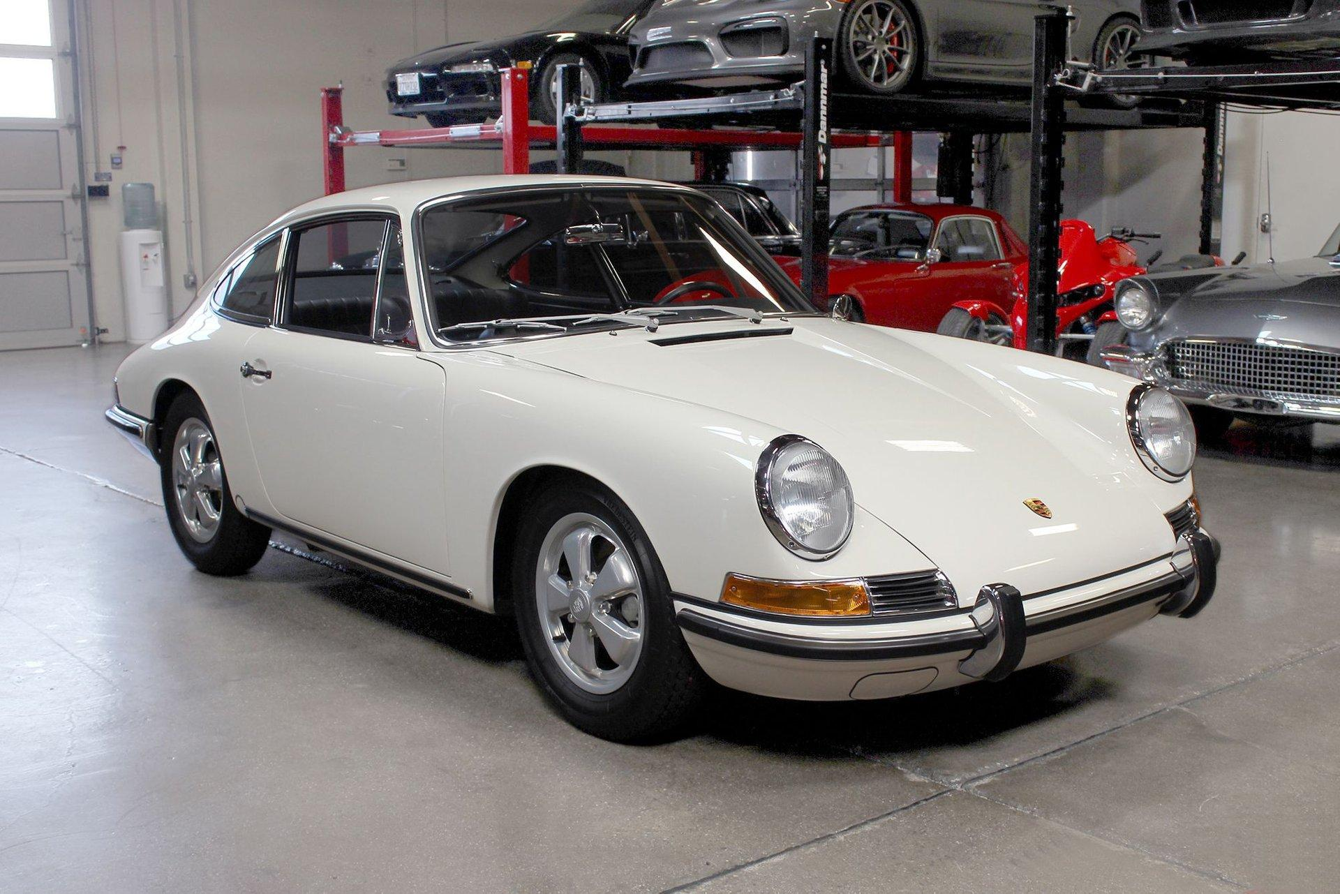 Used 1967 Porsche 911S for sale Sold at San Francisco Sports Cars in San Carlos CA 94070 1
