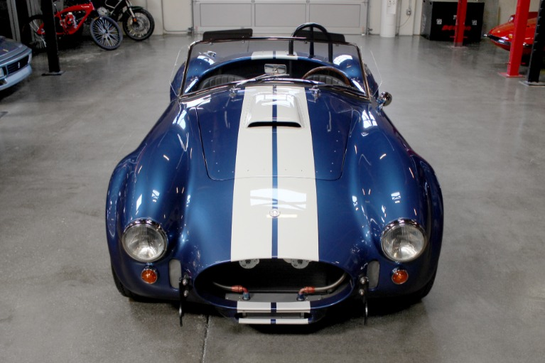 Used 1965 Superformance Cobra MK III 427 S/C for sale Sold at San Francisco Sports Cars in San Carlos CA 94070 2