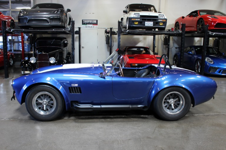 Used 1965 Superformance Cobra MK III 427 S/C for sale Sold at San Francisco Sports Cars in San Carlos CA 94070 4