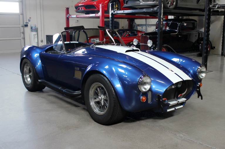 Used 1965 Superformance Cobra MK III 427 S/C for sale Sold at San Francisco Sports Cars in San Carlos CA 94070 1
