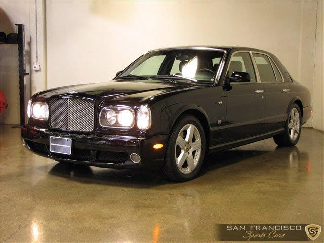 Used 2004 Bentley Arnage T-24 for sale Sold at San Francisco Sports Cars in San Carlos CA 94070 2