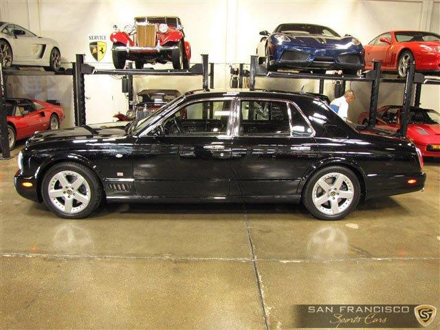 Used 2004 Bentley Arnage T-24 for sale Sold at San Francisco Sports Cars in San Carlos CA 94070 3