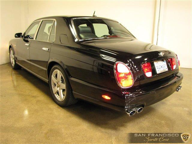Used 2004 Bentley Arnage T-24 for sale Sold at San Francisco Sports Cars in San Carlos CA 94070 4