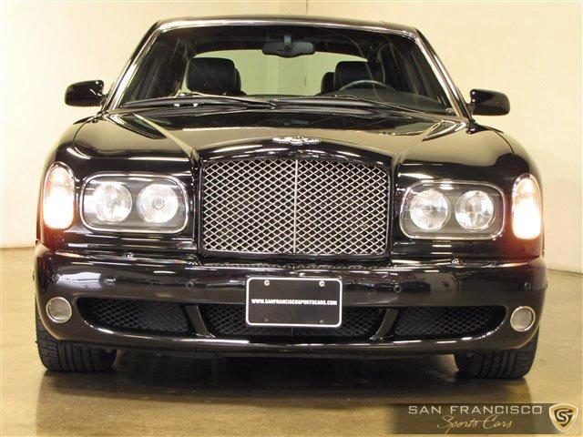 Used 2004 Bentley Arnage T-24 for sale Sold at San Francisco Sports Cars in San Carlos CA 94070 1