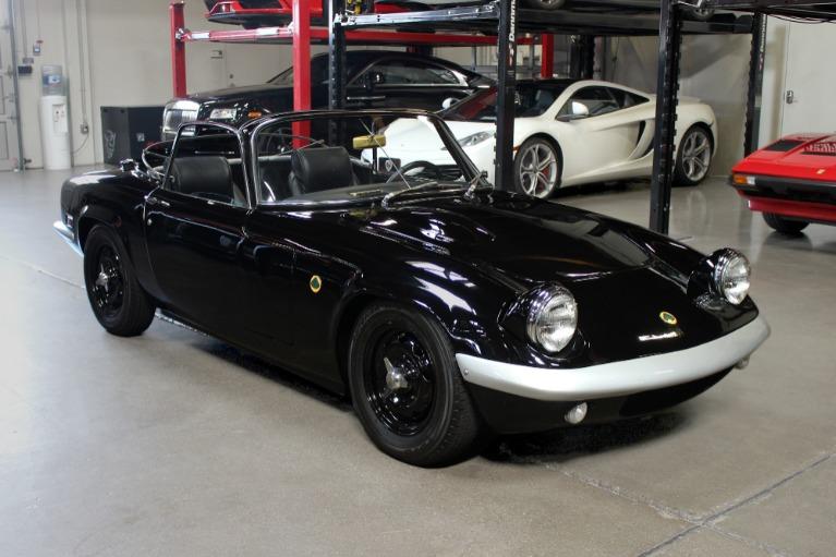Used 1970 Lotus Elan S for sale Sold at San Francisco Sports Cars in San Carlos CA 94070 1