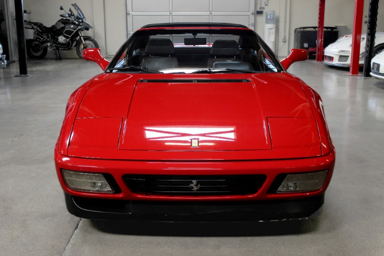 Used 1989 Ferrari 348 ts for sale Sold at San Francisco Sports Cars in San Carlos CA 94070 2