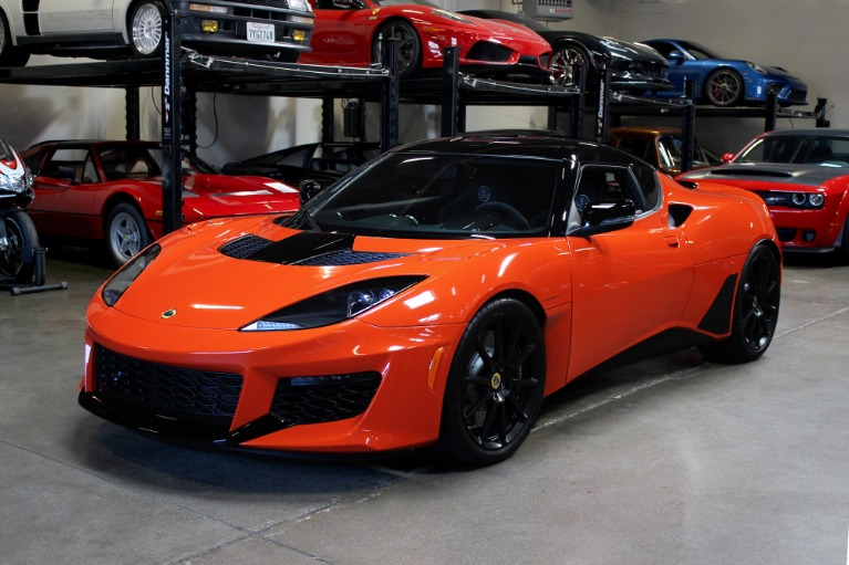 New 2020 Lotus Evora GT for sale Sold at San Francisco Sports Cars in San Carlos CA 94070 3