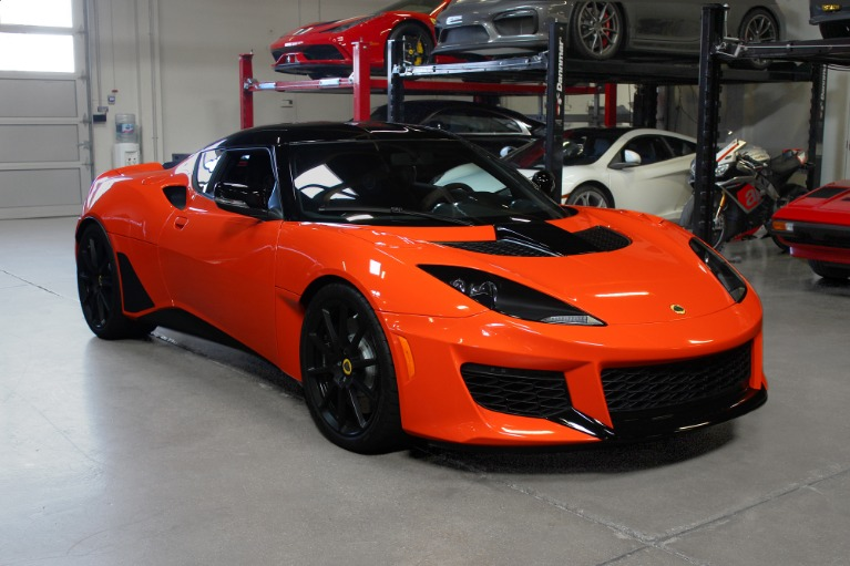 New 2020 Lotus Evora GT for sale $105,995 at San Francisco Sports Cars in San Carlos CA