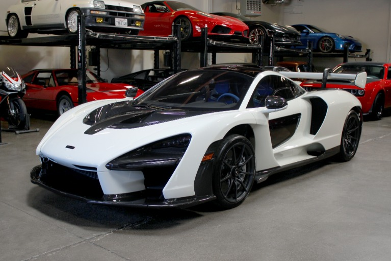 Used 2019 McLaren Senna for sale $999,995 at San Francisco Sports Cars in San Carlos CA 94070 3