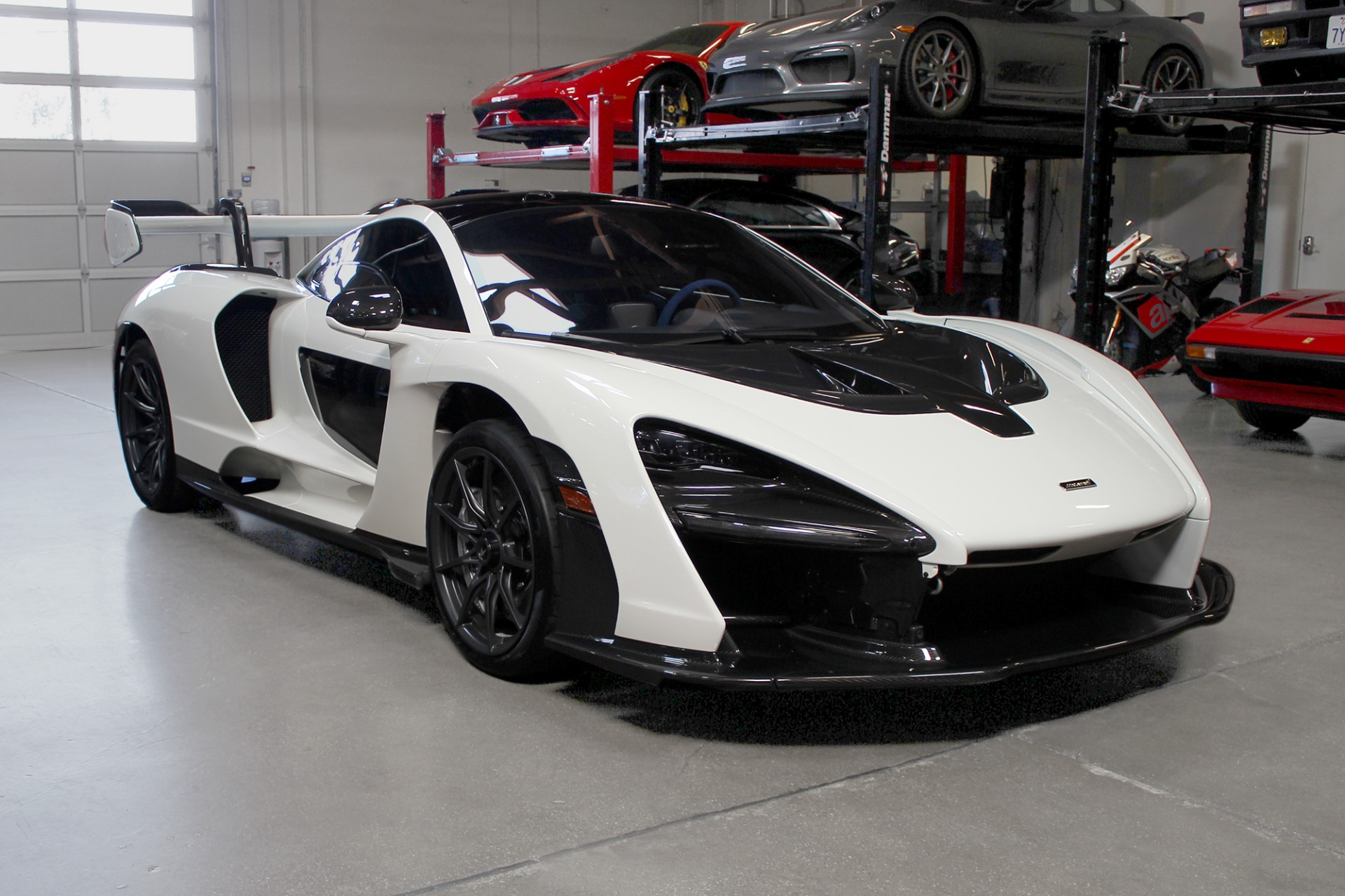 Used 2019 McLaren Senna for sale $999,995 at San Francisco Sports Cars in San Carlos CA 94070 1