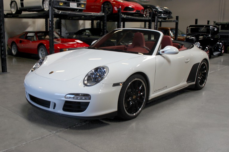 Used 2012 Porsche 911 Carrera GTS for sale $84,995 at San Francisco Sports Cars in San Carlos CA 94070 3