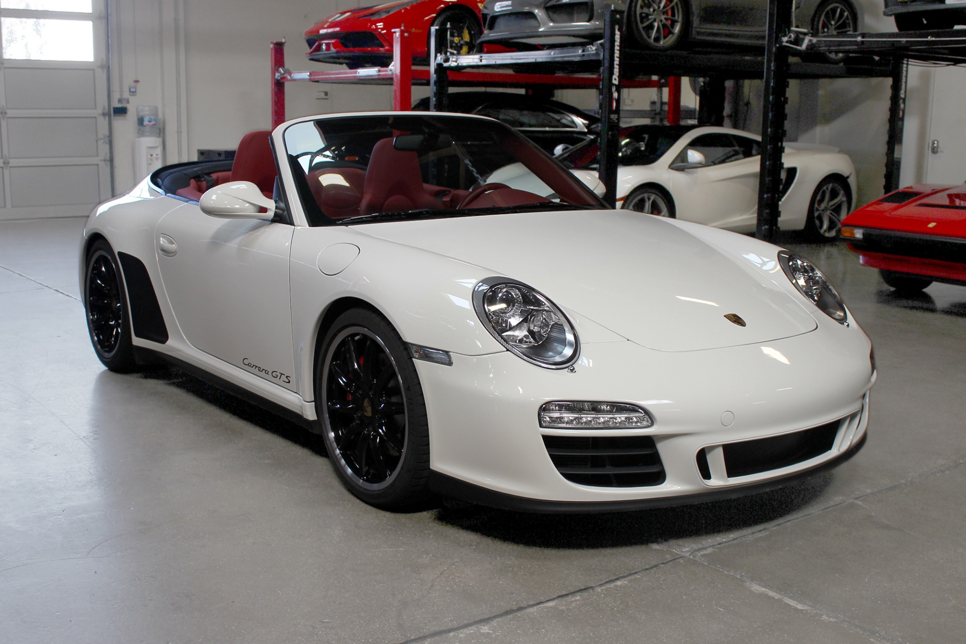 Used 2012 Porsche 911 Carrera GTS for sale $84,995 at San Francisco Sports Cars in San Carlos CA 94070 1