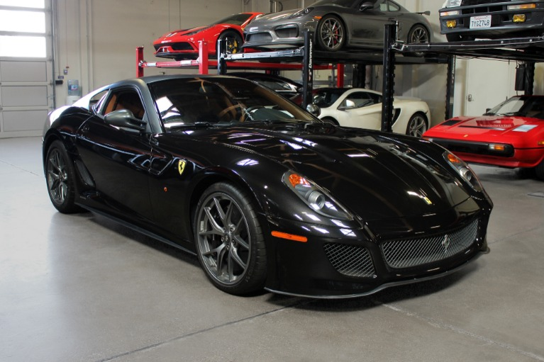 Used 2011 Ferrari 599 GTO for sale $539,995 at San Francisco Sports Cars in San Carlos CA