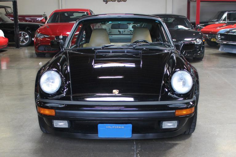 Used 1987 Porsche 911 Turbo for sale Sold at San Francisco Sports Cars in San Carlos CA 94070 2