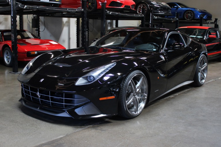Used 2015 Ferrari F12berlinetta for sale Sold at San Francisco Sports Cars in San Carlos CA 94070 3