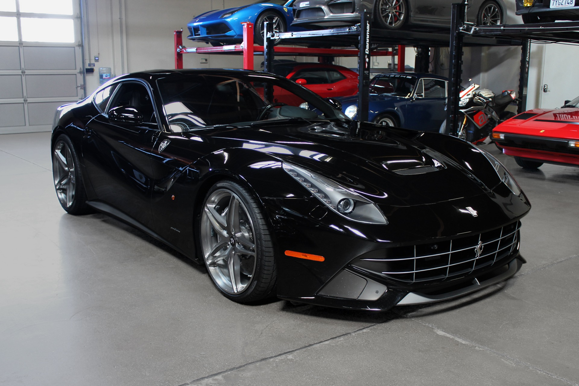 Used 2015 Ferrari F12berlinetta for sale Sold at San Francisco Sports Cars in San Carlos CA 94070 1