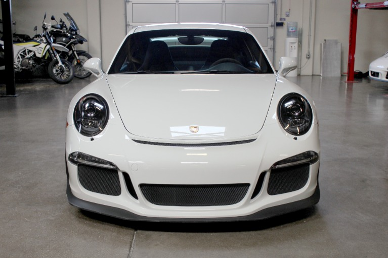 Used 2015 Porsche 911 GT3 for sale Sold at San Francisco Sports Cars in San Carlos CA 94070 2