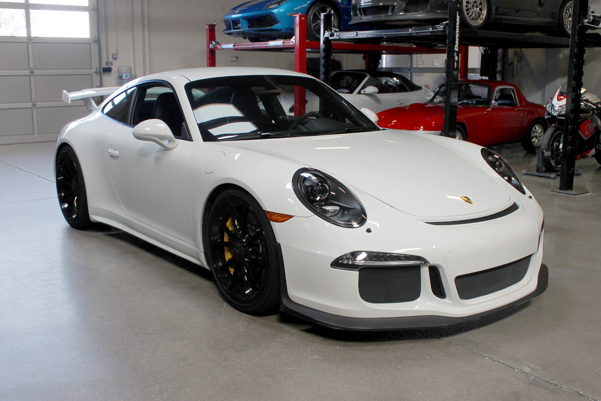 Used 2015 Porsche 911 GT3 for sale Sold at San Francisco Sports Cars in San Carlos CA 94070 1