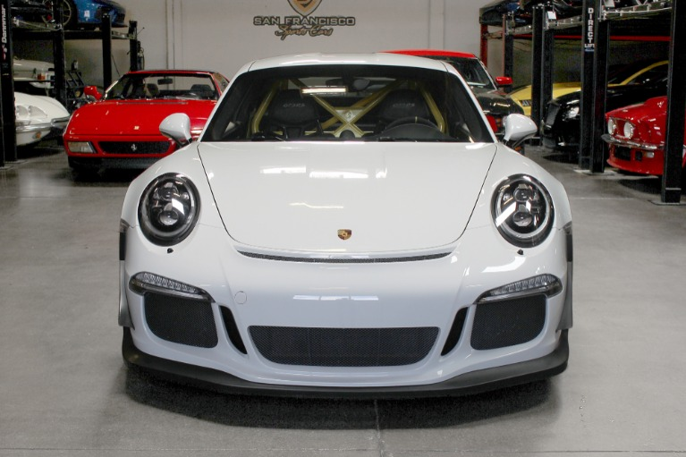 Used 2016 Porsche 911 GT3 RS for sale Sold at San Francisco Sports Cars in San Carlos CA 94070 2