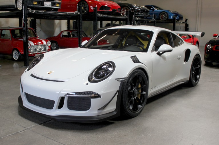 Used 2016 Porsche 911 GT3 RS for sale Sold at San Francisco Sports Cars in San Carlos CA 94070 3