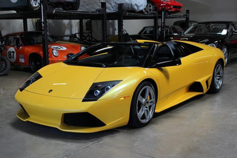 Used 2007 Lamborghini Murcielago for sale Sold at San Francisco Sports Cars in San Carlos CA 94070 3