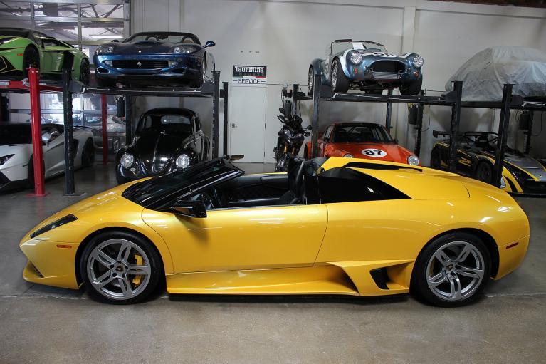 Used 2007 Lamborghini Murcielago for sale Sold at San Francisco Sports Cars in San Carlos CA 94070 4