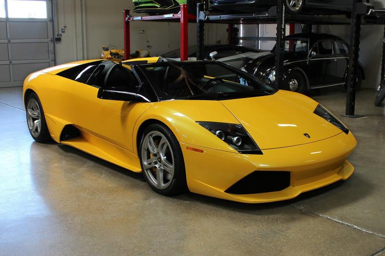 Used 2007 Lamborghini Murcielago for sale Sold at San Francisco Sports Cars in San Carlos CA 94070 1