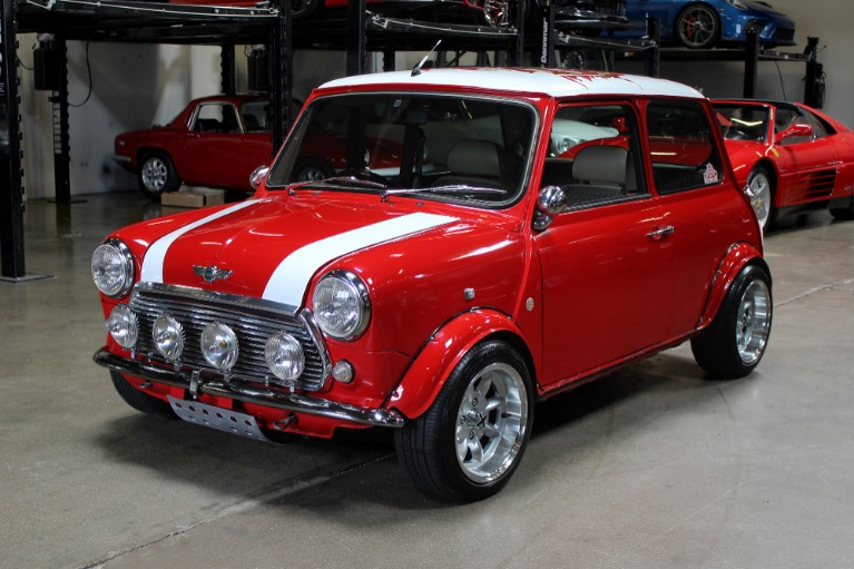 Used 1960 MINI COOPER S for sale Sold at San Francisco Sports Cars in San Carlos CA 94070 3