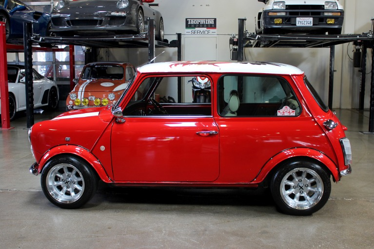 Used 1960 MINI COOPER S for sale Sold at San Francisco Sports Cars in San Carlos CA 94070 4