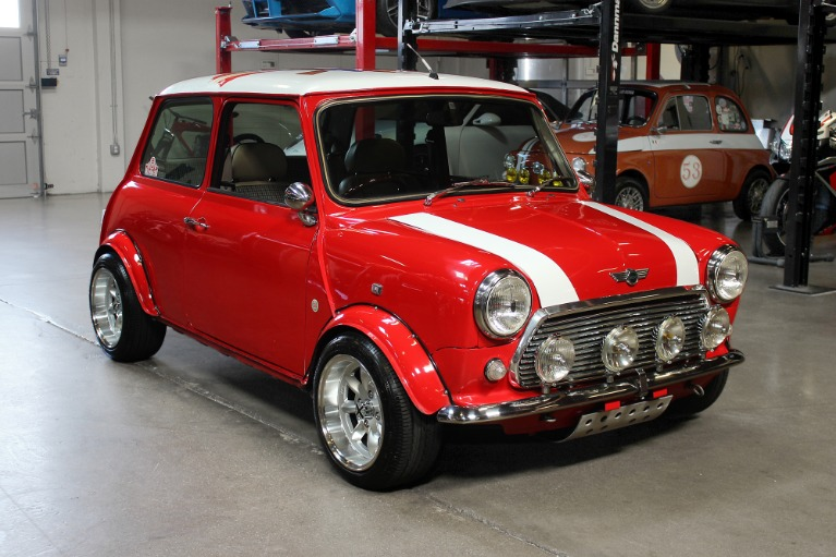 Used 1960 MINI COOPER S for sale Sold at San Francisco Sports Cars in San Carlos CA 94070 1