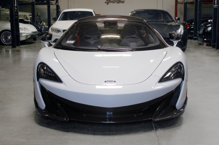 Used 2019 McLaren 600LT for sale $219,995 at San Francisco Sports Cars in San Carlos CA 94070 2