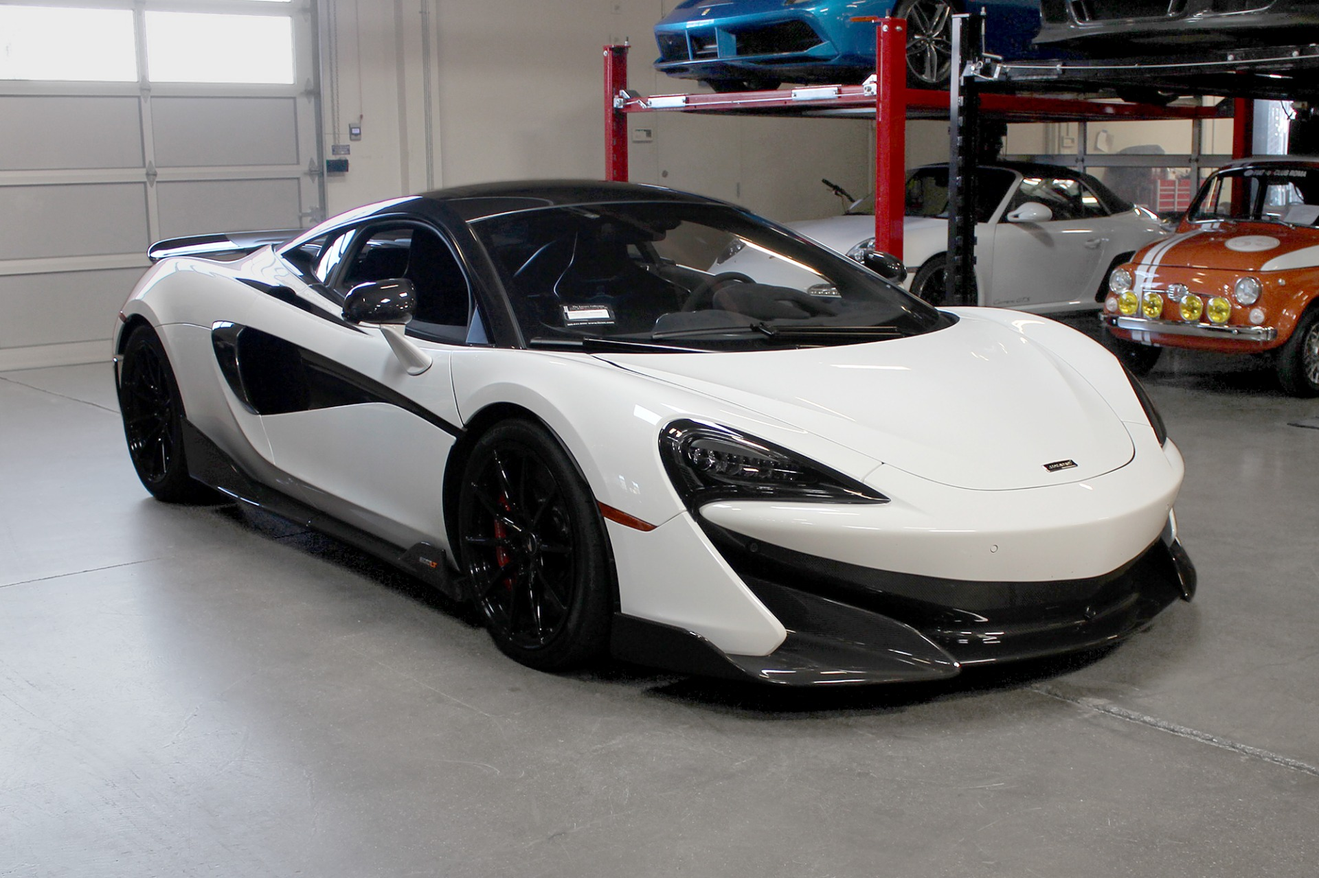 Used 2019 McLaren 600LT for sale Sold at San Francisco Sports Cars in San Carlos CA 94070 1