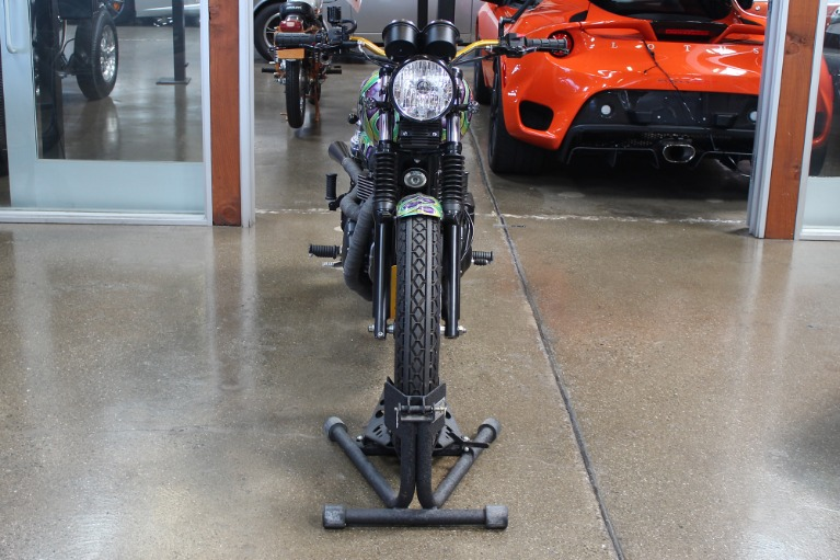 Used 2014 Triumph Scrambler for sale $9,995 at San Francisco Sports Cars in San Carlos CA 94070 2