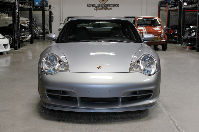 Used 2004 Porsche 911 GT3 for sale Sold at San Francisco Sports Cars in San Carlos CA 94070 2
