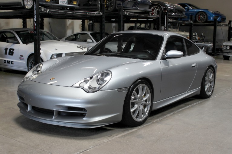 Used 2004 Porsche 911 GT3 for sale Sold at San Francisco Sports Cars in San Carlos CA 94070 3