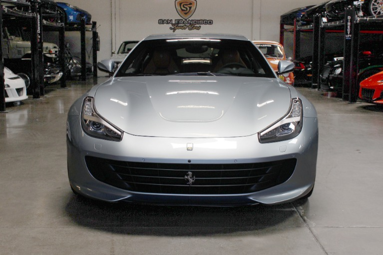 Used 2019 Ferrari GTC4Lusso T for sale Sold at San Francisco Sports Cars in San Carlos CA 94070 2